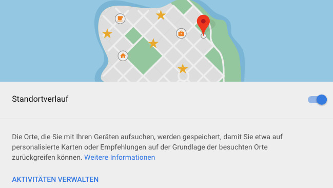 Standortdaten: Justizministerium verlangt von Google Aufklärung