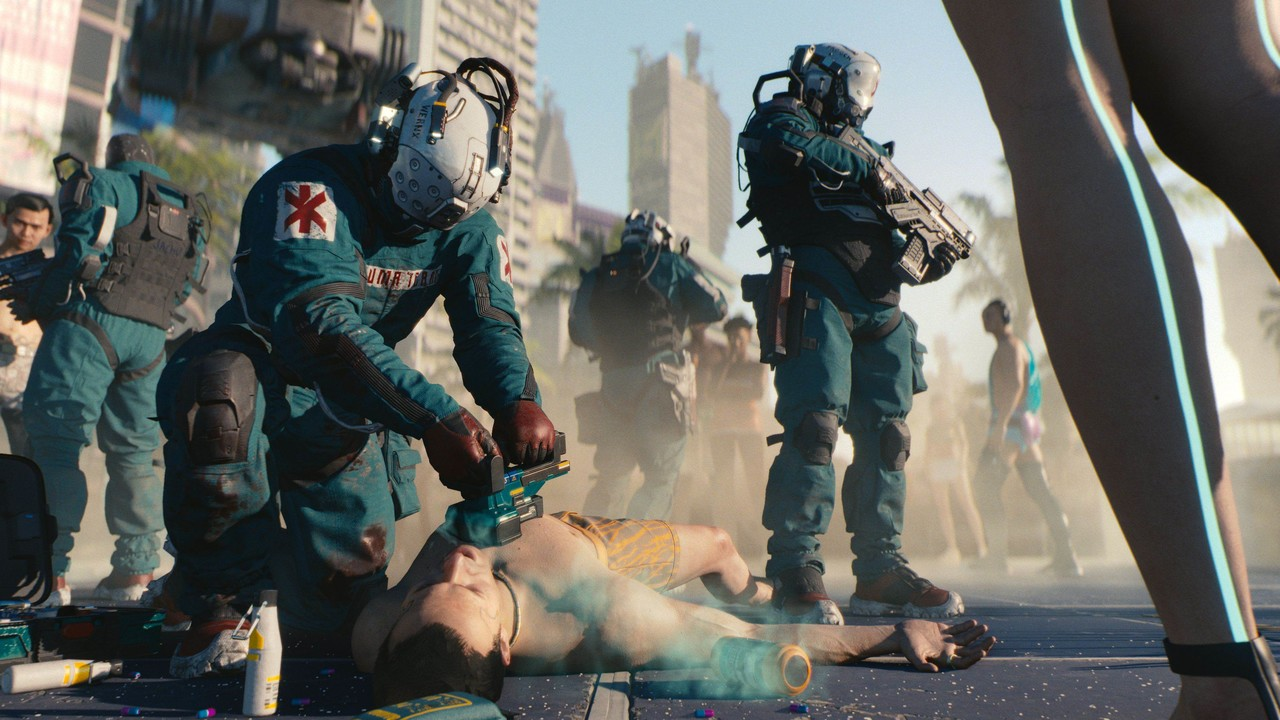 Cyberpunk 2077: CD Projekt zeigt Gameplay per Twitch-Stream