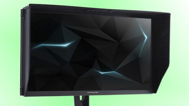 Acer Predator & Nitro: 3.840 × 2.160 Pixel mit 144 Hz ab 1.000 Euro