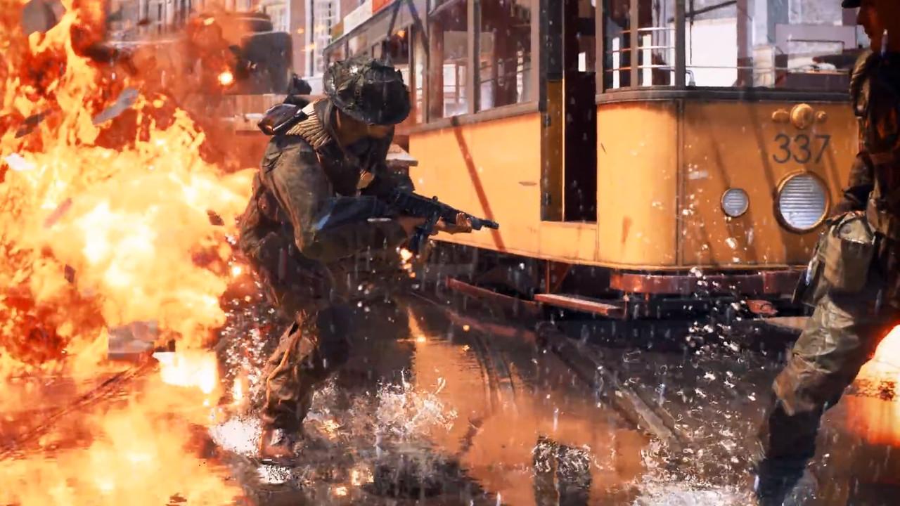 Nvidia GeForce RTX: Battlefield V mit Turing und Raytracing im Video