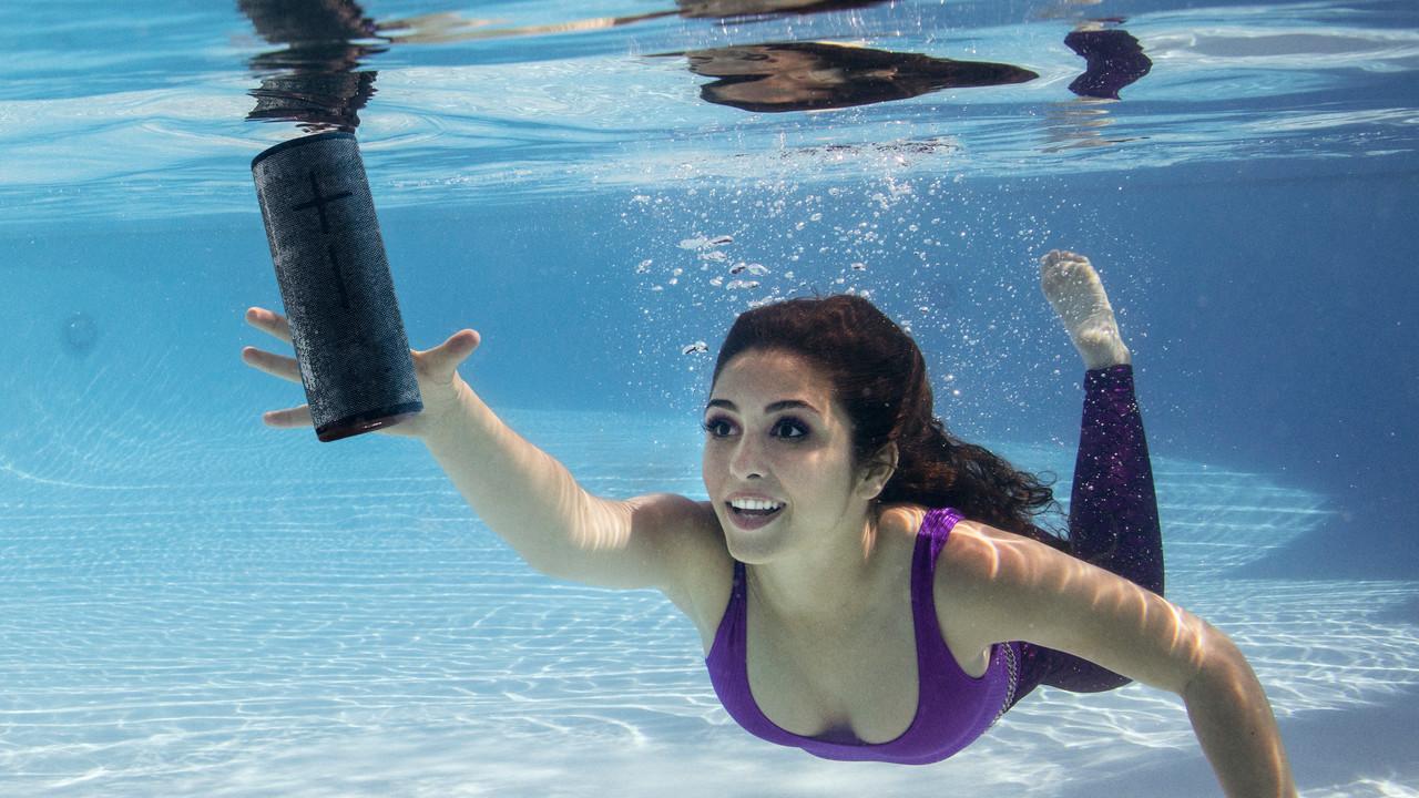 Bluetooth-Lautsprecher: Boom 3 und Megaboom 3 schwimmen jetzt auch