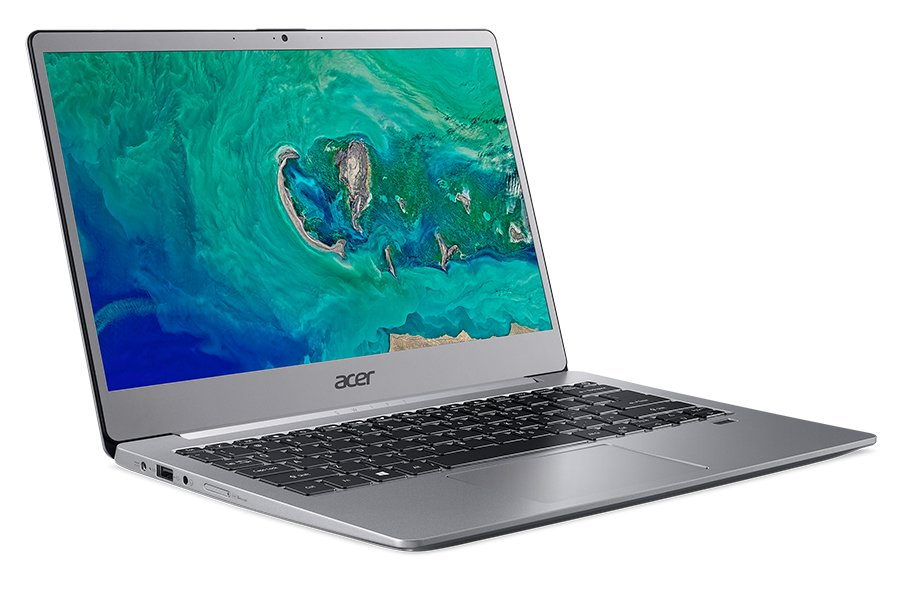 Das neue Acer Swift 3 (SF313-51) gibt es optional mit LTE