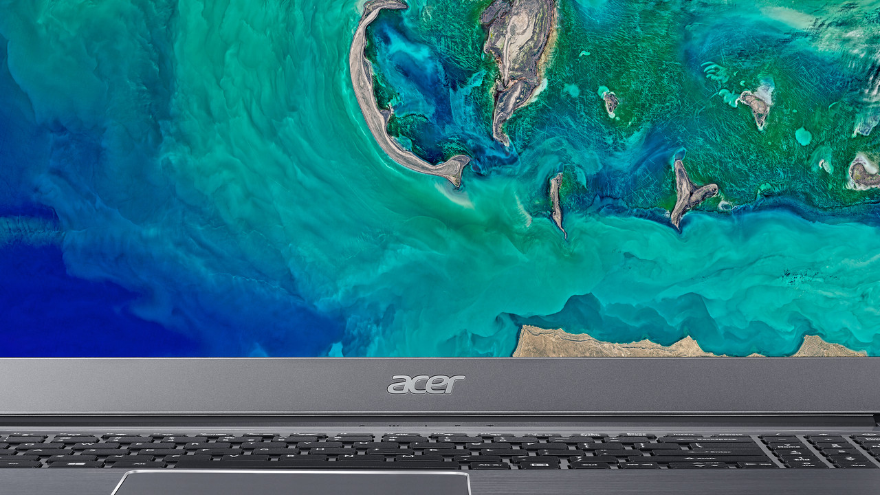 Acer: Notebook Swift 3 Pro mit LTE-Modem ab Werk