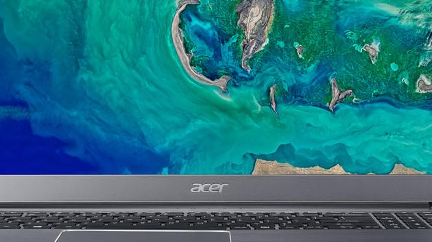 Acer: Notebook Swift 3 Pro mit LTE-Modem ab Werk