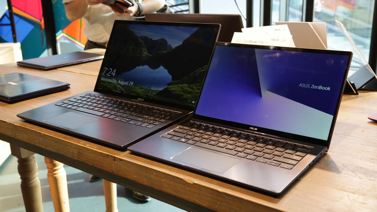 Asus ZenBook: Die Notebook-Vorstellungen der IFA im Überblick