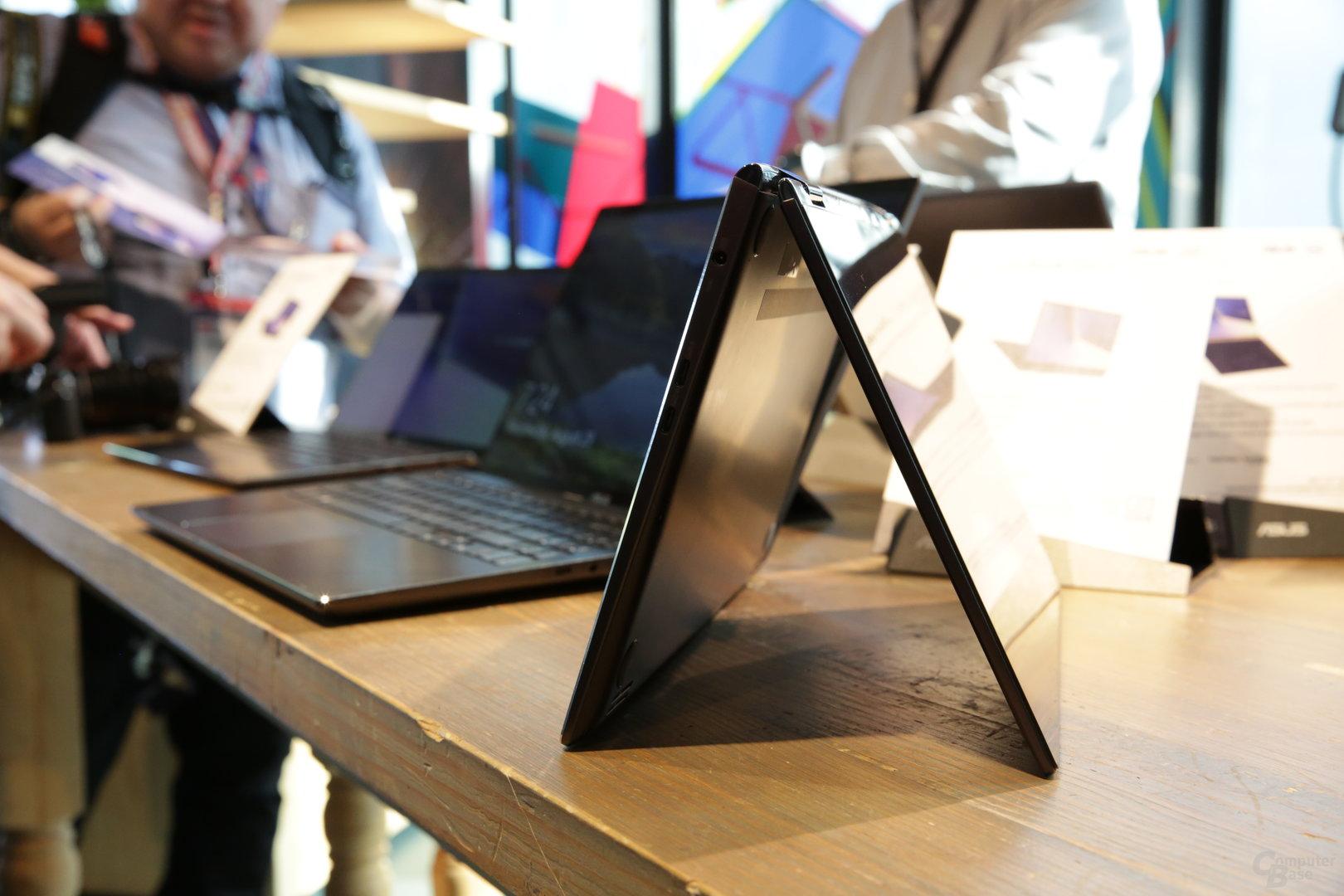 ZenBook Flip 13 und 15