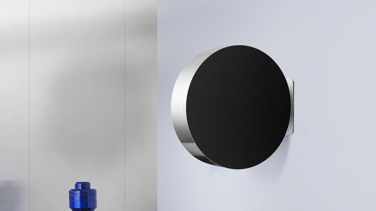 B & O BeoSound Edge: Rollender Lautsprecher für die Wand kostet 3.250 Euro