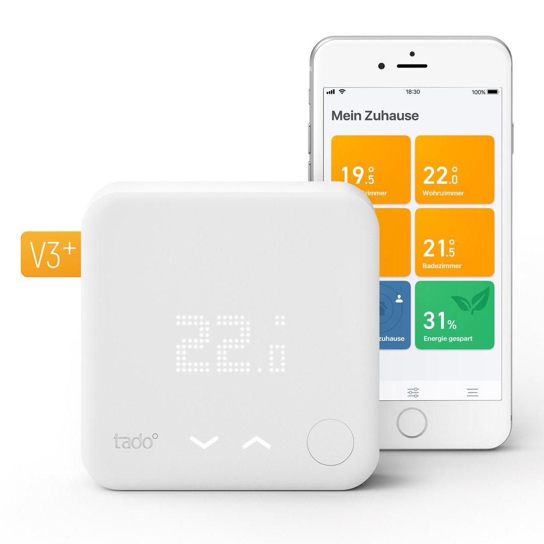 Tado: Smartes Thermostat und App