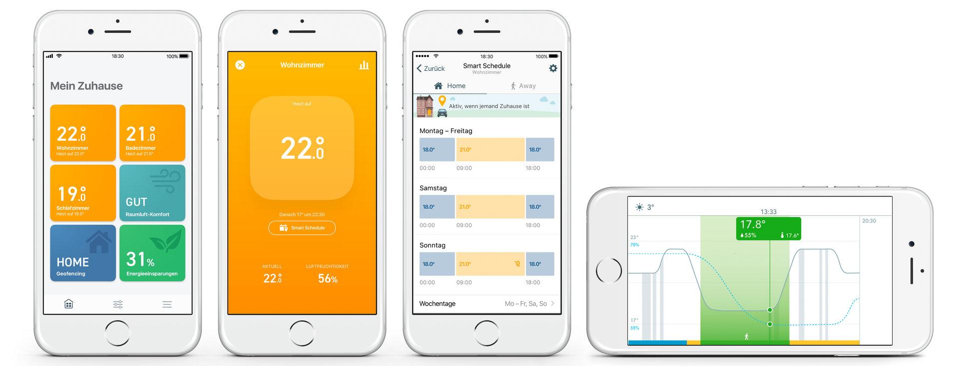 Tado iOS-App