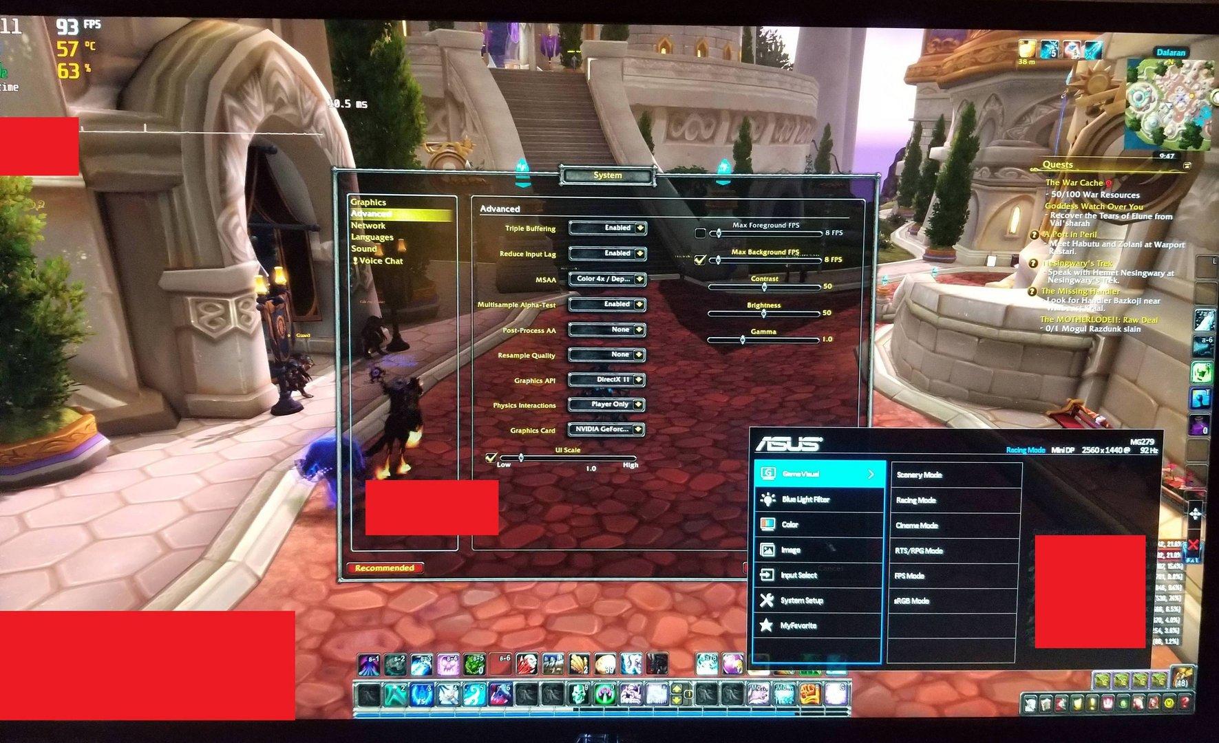 Grafikberechnung über die GeForce GTX 1080 Ti
