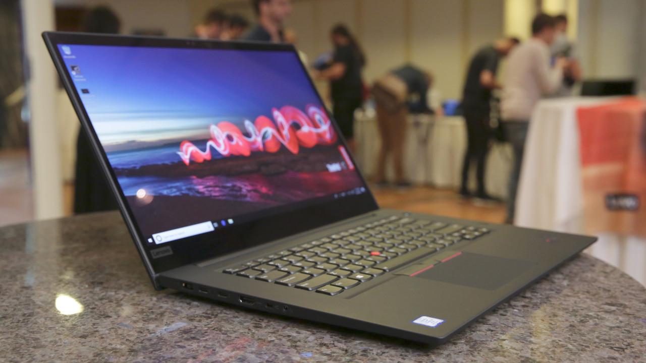 ThinkPad X1 Extreme: Lenovos mobile Workstation mit Anschlüssen en masse