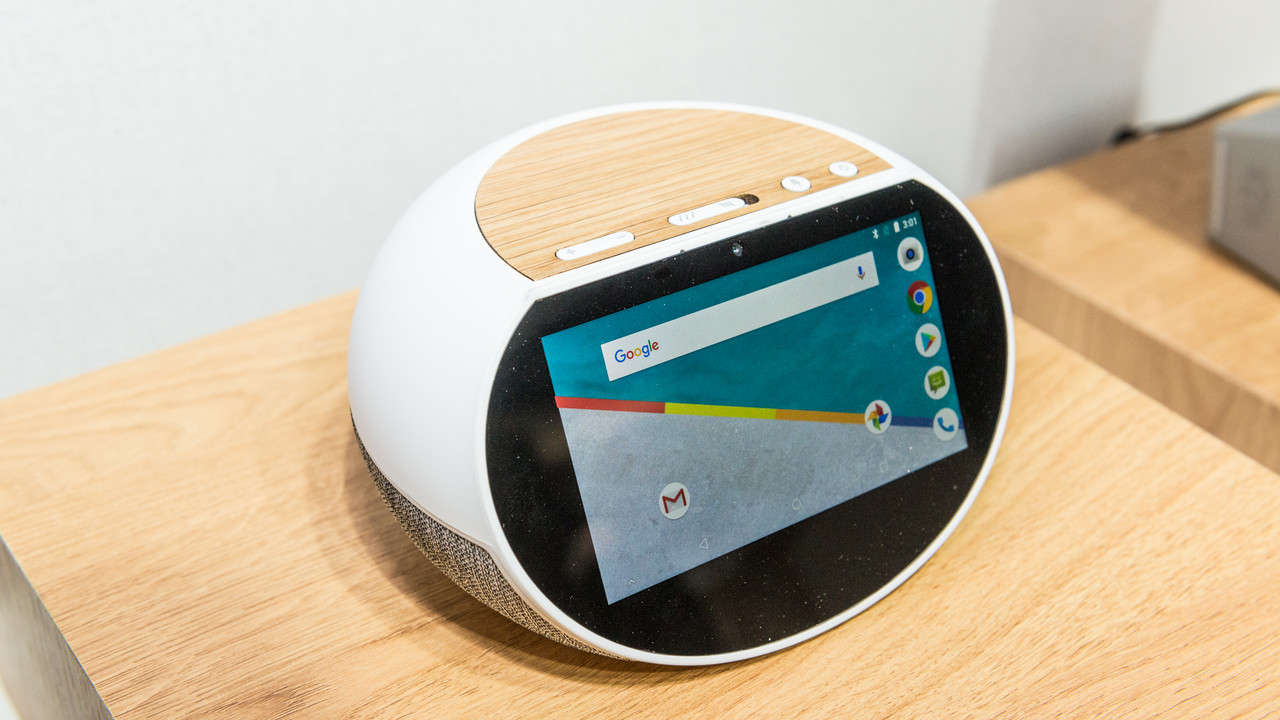 Archos Hello: Smarte Lautsprecher mit Display in groß und klein