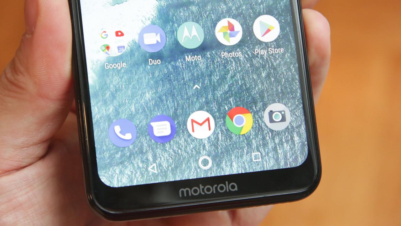 Motorola One: Android-One-Smartphone mit Update-Garantie für P und Q