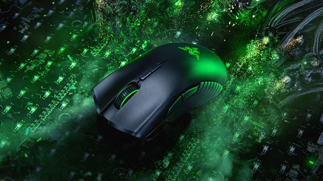 Razer Mamba Wireless: Neuauflage der kabellosen Gaming-Maus