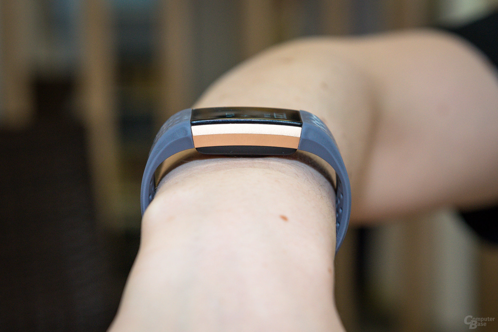 Fitbit Charge 2: Ergonomie