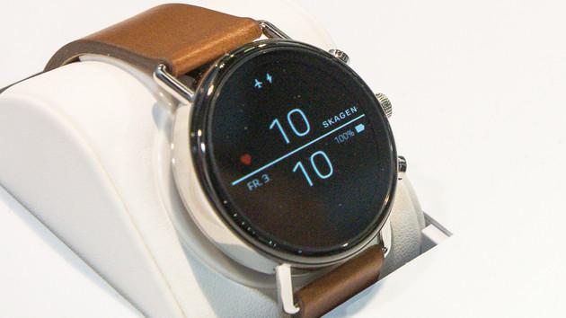 Fossil Group: Smartwatch-Abkömmlinge erhalten GPS, NFC und HR