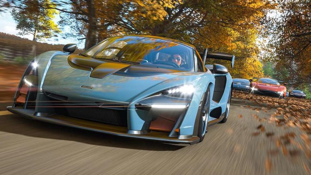 Forza Horizon 4: Systemanforderungen bleiben gleich und sinken