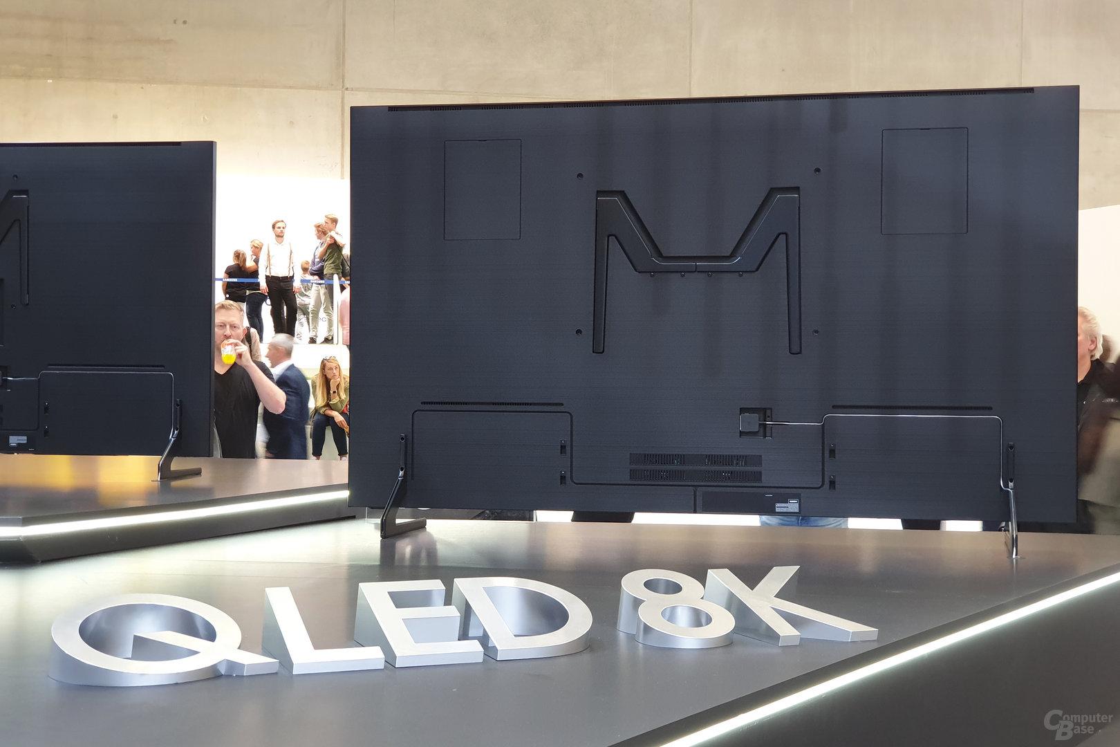 Design der Rückseite bei Samsung