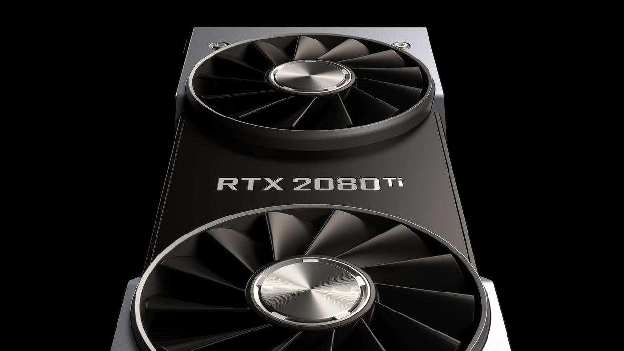 Nvidia Turing: Spiele-Benchmarks der RTX 2080 Ti mit Fragezeichen