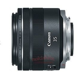 Canon RF 35 mm F1.8 IS STM