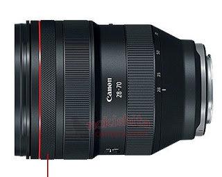 Canon RF 28-70 mm F2L USM