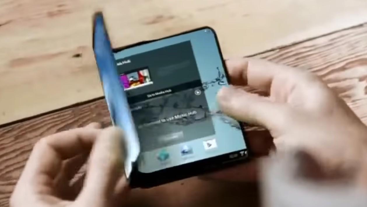 Samsung: Faltbares Smartphone soll im November vorgestellt werden