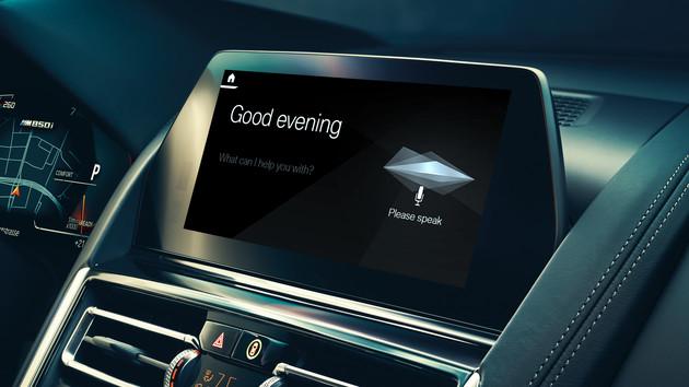 Intelligent Personal Assistant: BMW kreiert Sprachassistent für X5, Z4, 3er und 8er