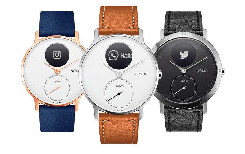 Nokia Steel HR: Benachrichtigungs-Update