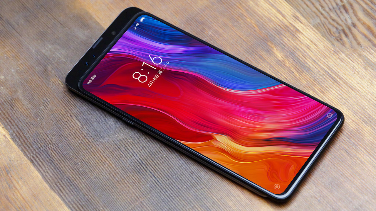 5G: Xiaomi Mi Mix 3 unterstützt neuen Mobilfunkstandard