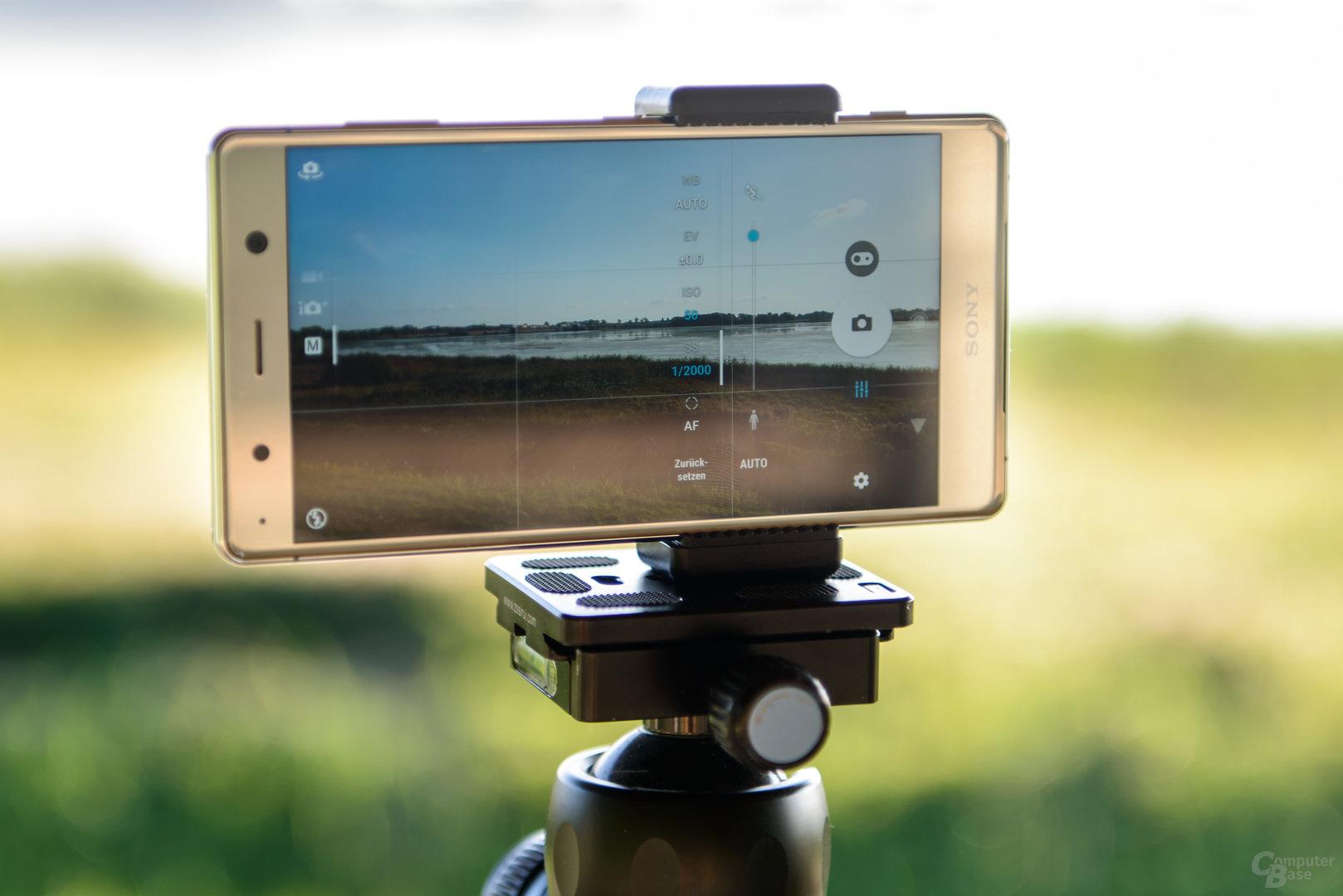 Sony Xperia XZ2 Premium im Kameratest