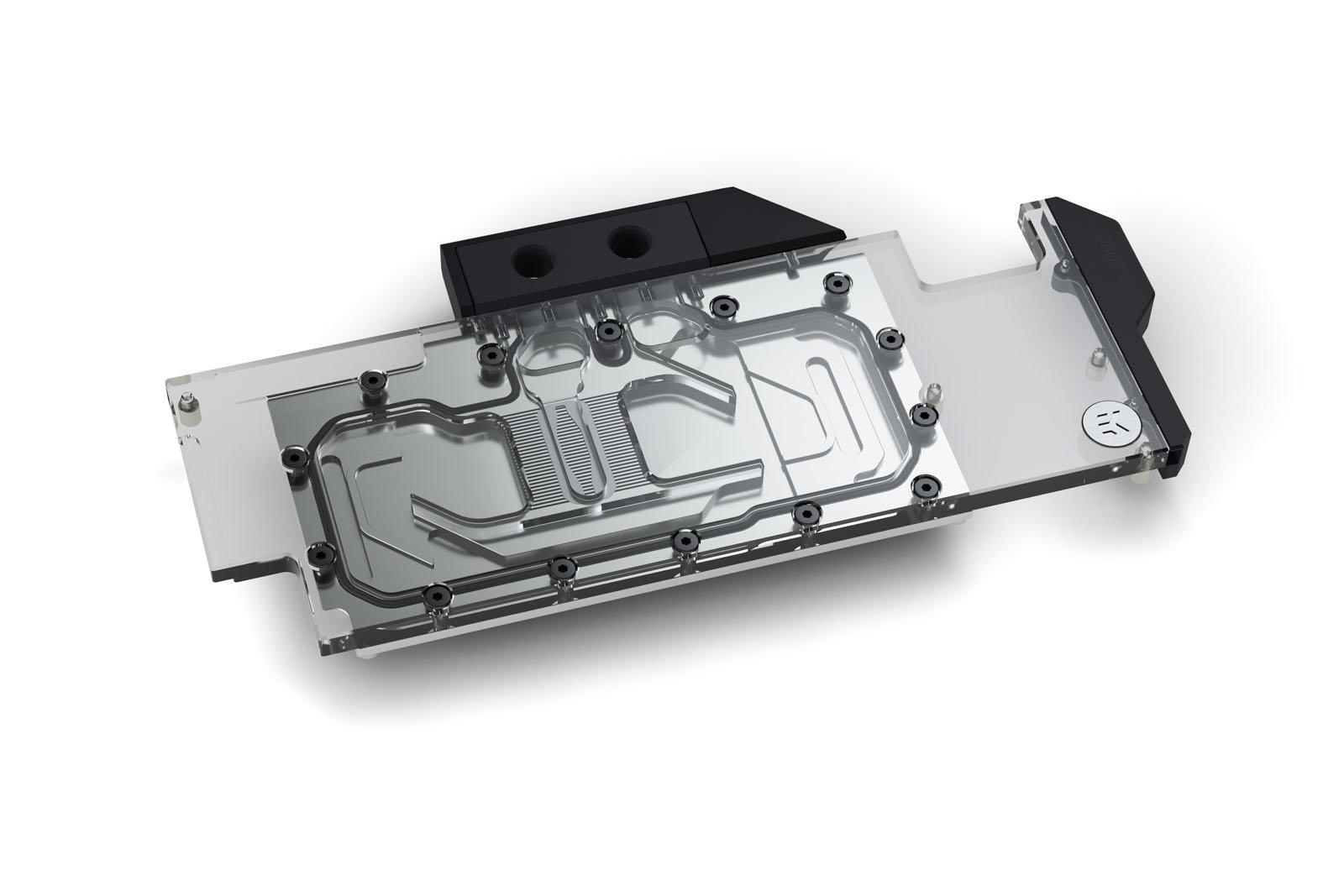 EK Water Blocks Vector RTX 2080 Ti Nickel, Plexiglas und RGB