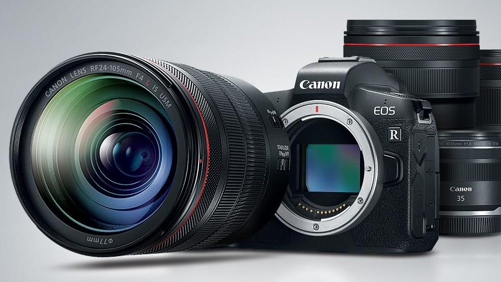 Canon EOS R: DSLM mit 5.655 Fokuspunkten, aber ohne Stabilisierung