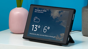 Amazon: Show-Modus-Dock und Alexa Hands-free für neues Fire HD 8