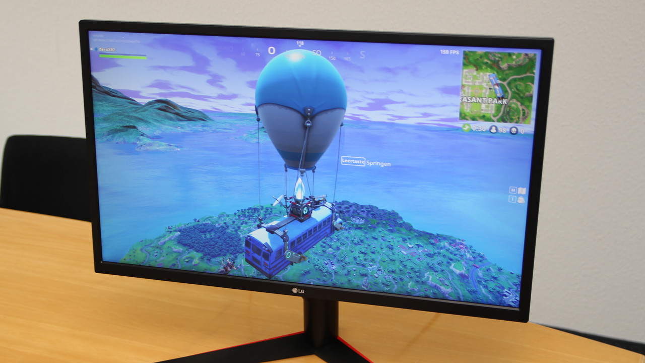 LG 27GK750F Gaming-Monitor mit 240 Hz im Test - ComputerBase