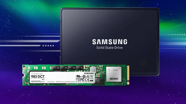 Samsung: Vier neue SSD-Serien für Server von SATA bis Z-NAND