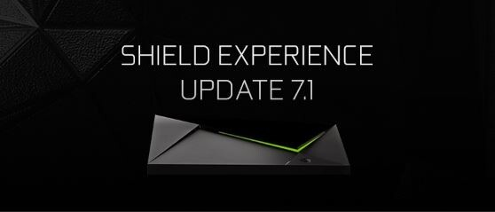 Nvidia Shield Experience Update 7.1