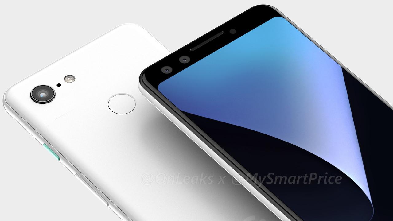 Pixel 3 (XL): Google-Smartphones werden am 9. Oktober vorgestellt