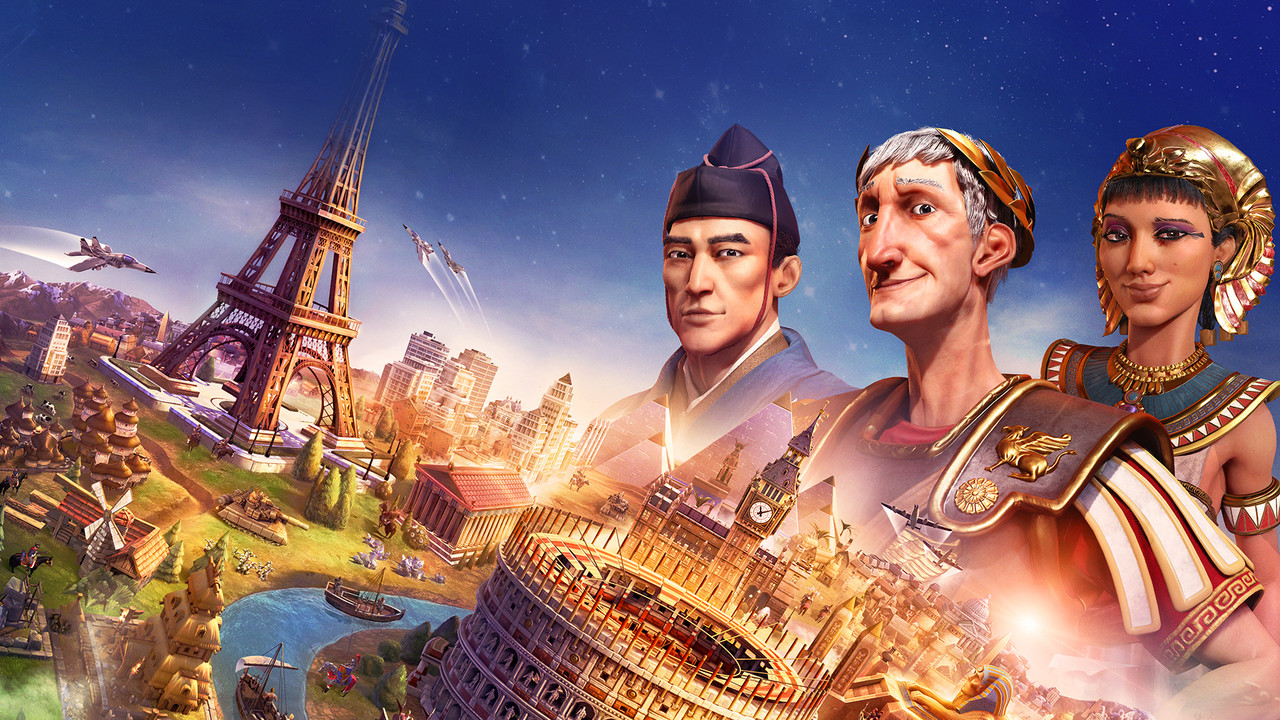 Civilization VI: Ab November für die Nintendo Switch