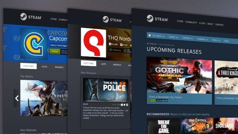 Steam: Valve erklärt neues Filtersystem und Trolling
