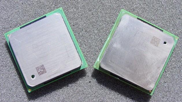 Im Test vor 15 Jahren: Intels 1. Extreme Edition mit 3,2 GHz und 2 MB L3-Cache