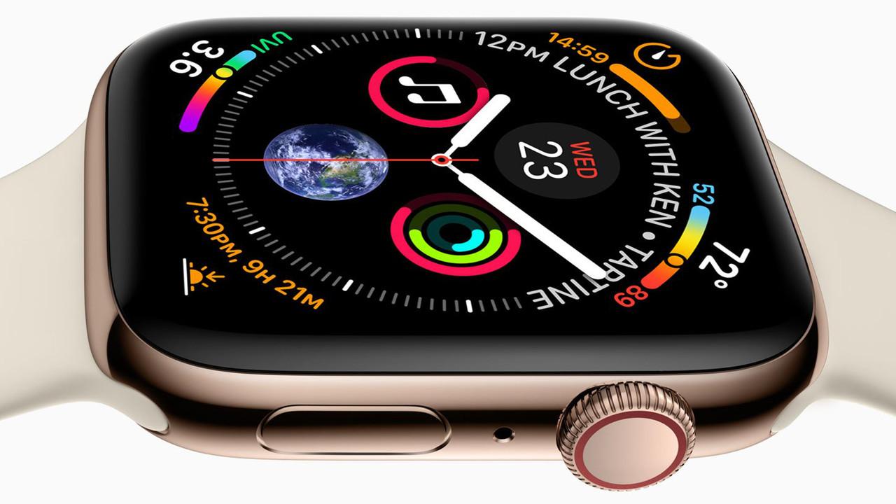 Apple Watch Series 4: EKG, größeres Display und 64-Bit-SiP gegen Aufpreis