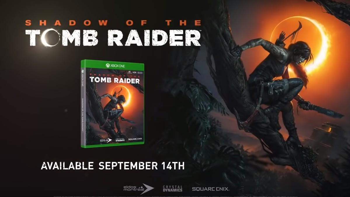 Shadow of the Tomb Raider: Launch-Trailer frühzeitig veröffentlicht