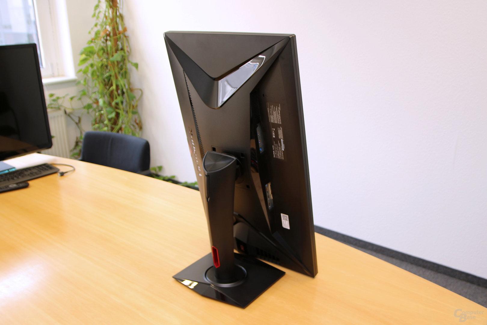 ViewSonic XG3220 – Knapp an Pivot vorbei