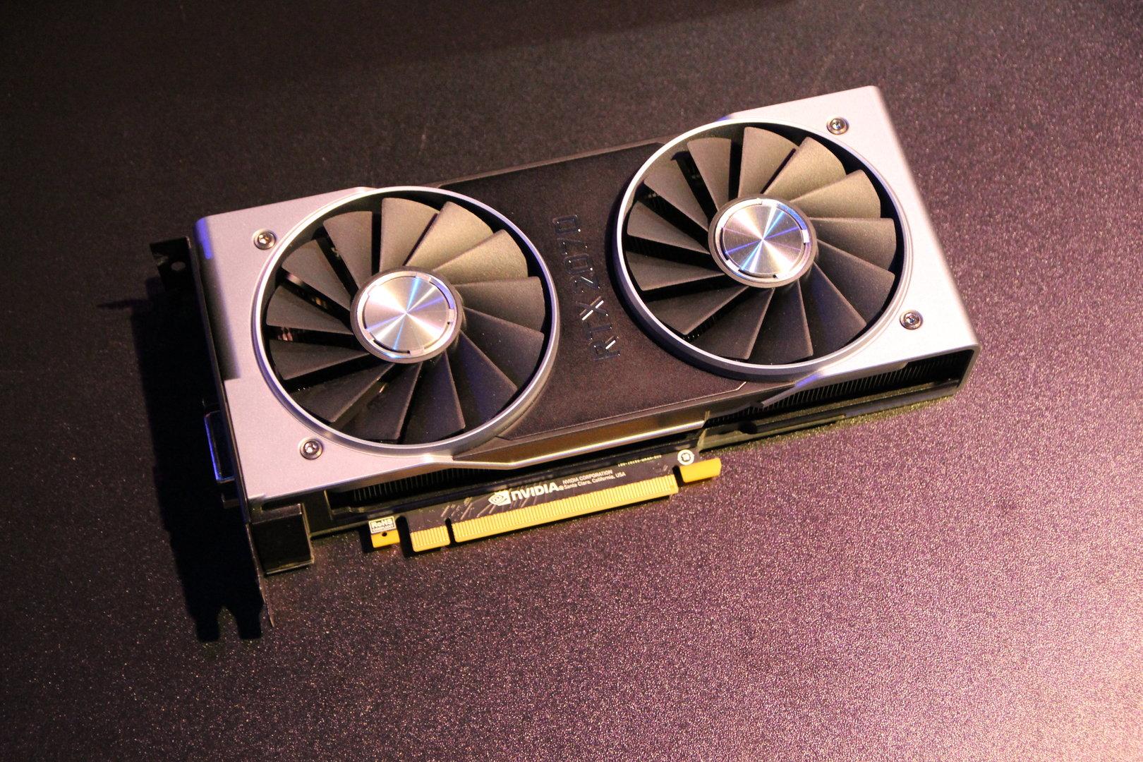 GeForce RTX 2080 Ti, 2080 & 2070: Technik im Detail