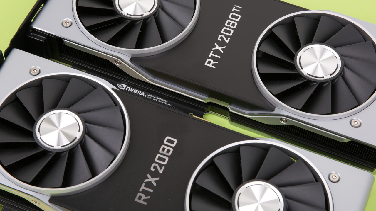 Turing TU102, -104, -106: Die Technik der Nvidia GeForce RTX 2080 Ti, 2080 & 2070