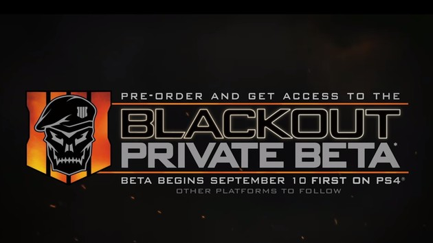 Call of Duty: Black Ops 4: Blackout-Open-Beta für den PC ab 15. September