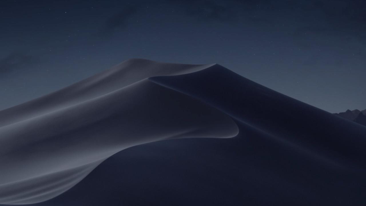 macOS 10.14 Mojave: Mit Dark Mode und zwei iOS-Apps ab 24. September