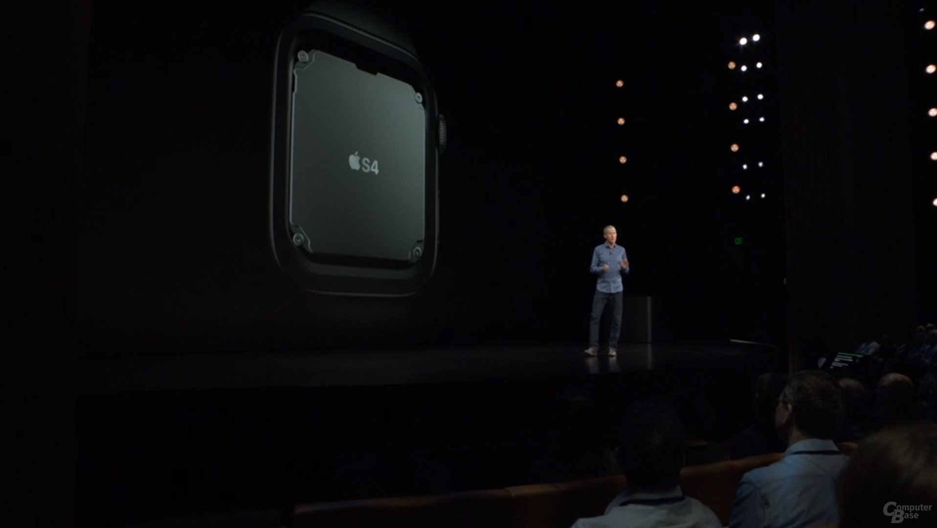 Apple Watch Series 4 – Neues S4-SoC