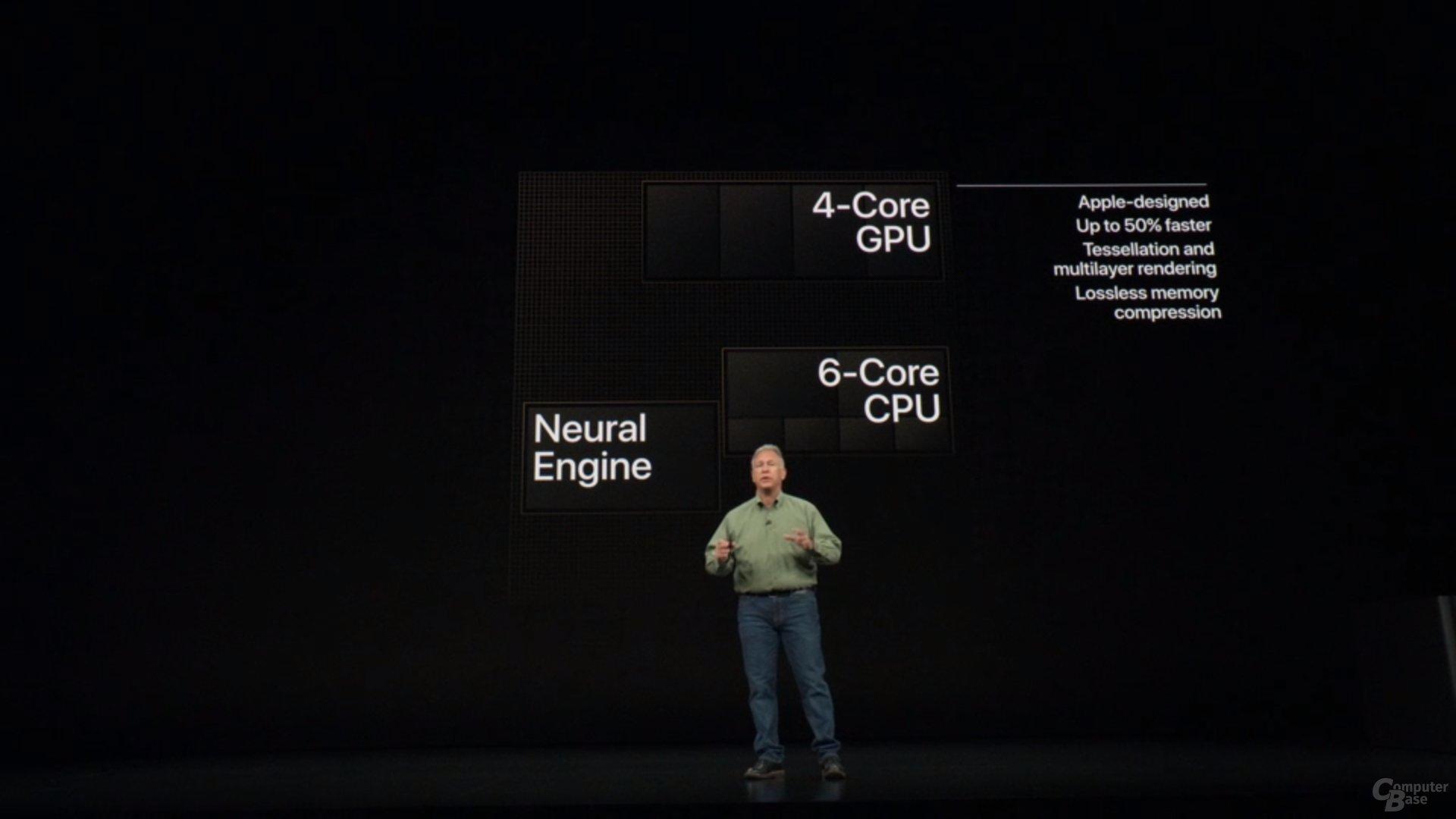 Apple iPhone Xs & Xs Max – 50 Prozent schnellere GPU