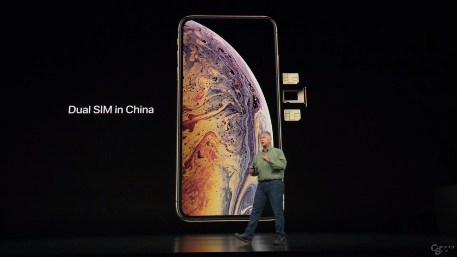 Apple iPhone Xs & Xs Max – 2x SIM nur in China